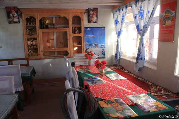 The Lodge at Timang, Annapurna Circuit Trek, Nepal