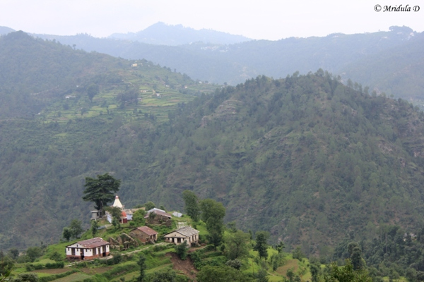 The Old Dhanachuli Village, Uttarakhand