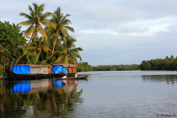 House Boats, Kerala Backwaters