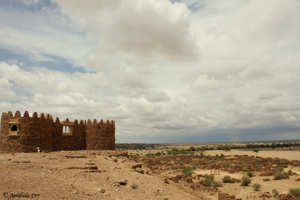 Khaba Fort and Village, Jaisalmer