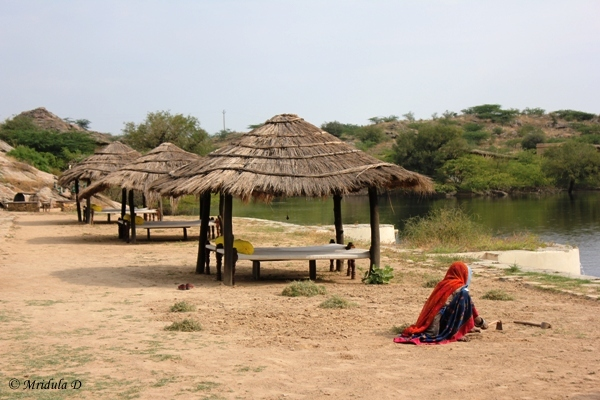 Lakshman Sagar in October