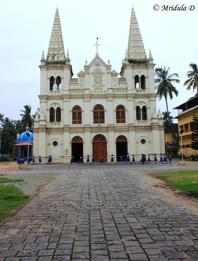 Santa Cruz Cathedral Basilica, Fort Kochi