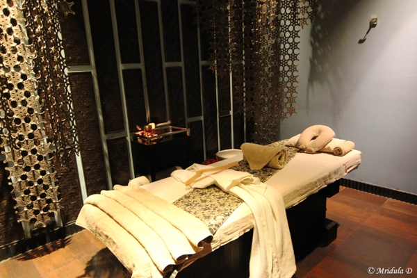 Spa Room at Ishana Spa, Saket