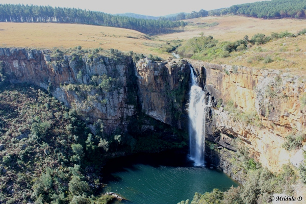 The Berlin Waterfall, Panorama Route, South Africa