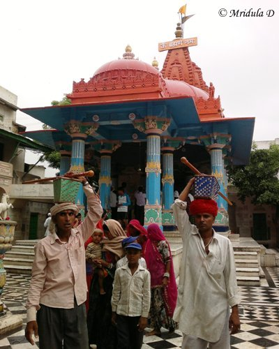The Brahma Temple, Pushkar