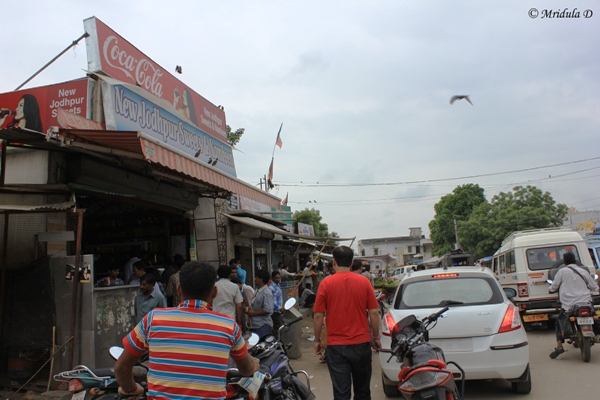The Kachori Shop at Barra
