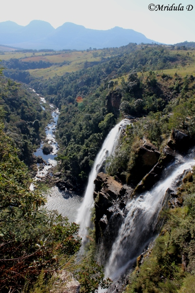 The Lisbon Waterfalls, Panorama Route, South Africa