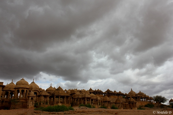 The Royal Cenotaphs, Barabagh, Jaisalmer
