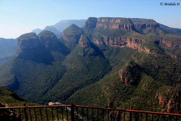 The Three Rondavels, Panorama Route, South Africa