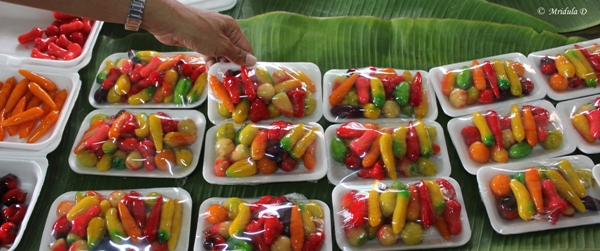 Candies for Sale, Taling Chan Floating Market, Bangkok