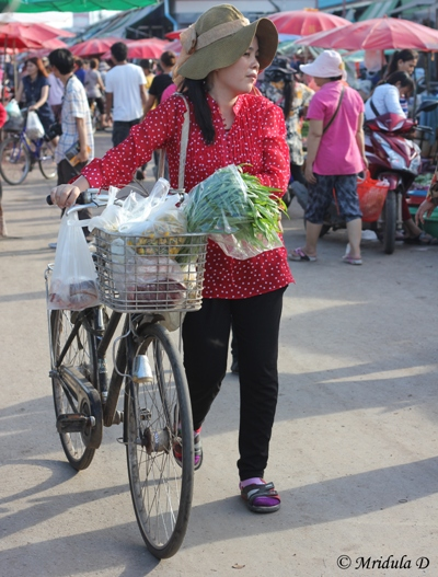 Out Shopping, Rong Kluea Border Market, Thailand