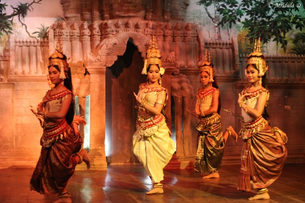 The Apsara Dance, Siem Reap, Cambodia
