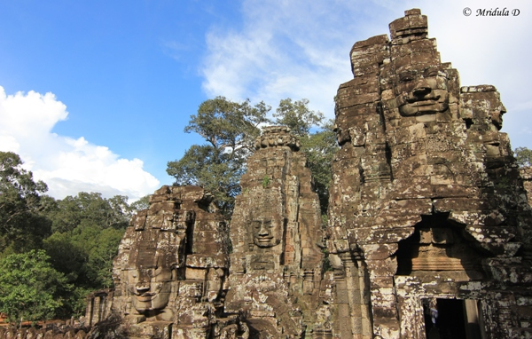 The Smiling Faces of Bayon, Another Look