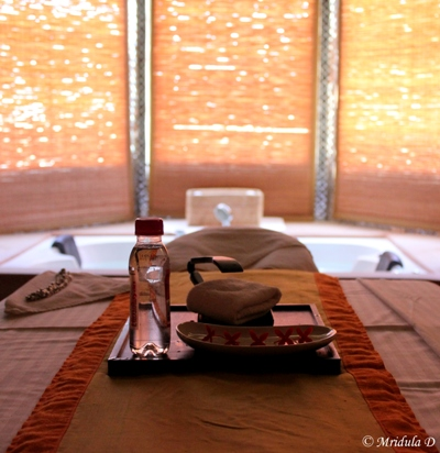 A Room at The Spa, Suryagarh, Jaisalmer