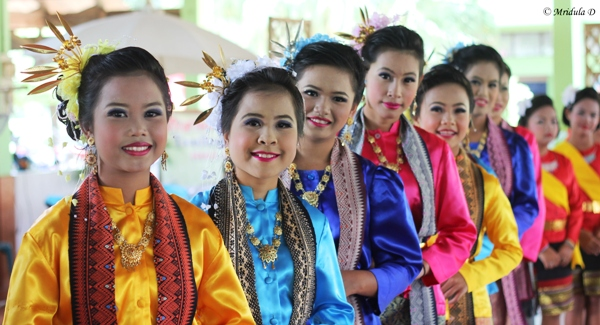 Traditional Thai Dress for Women