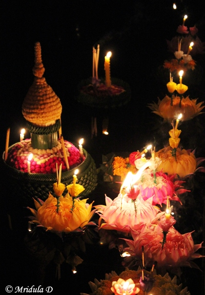 The Beautiful Festival of Loi Krathong