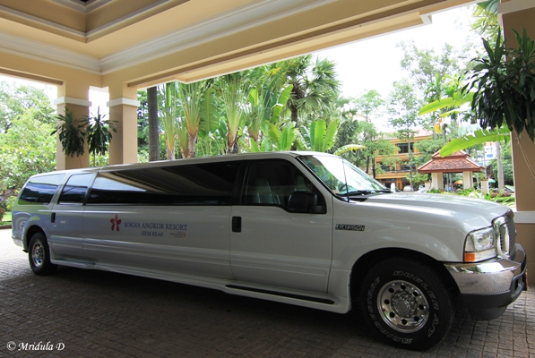 The Hotel Limousine, Sokha Angkor, Siem Reap, Cambodia
