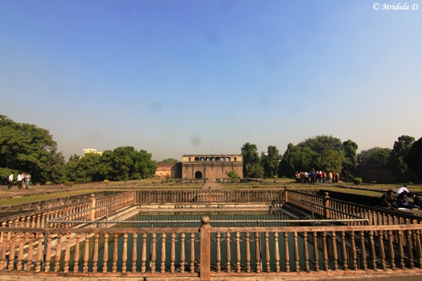 Shaniwar Wada- The Fountains