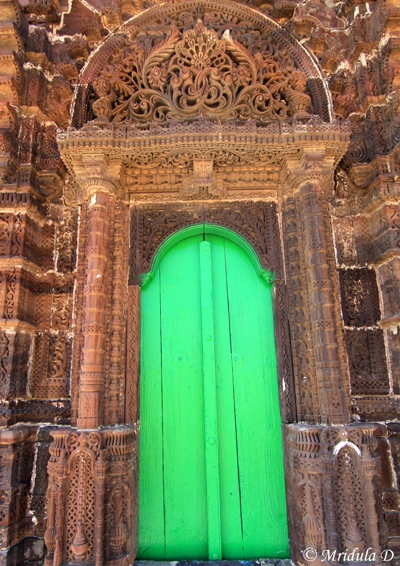 The Green Door, Gosh Muhammad Tomb, Lakhpat