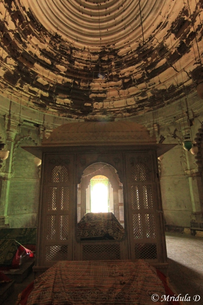 The Interiors, Gosh Muhammad Tomb, Lakhpat