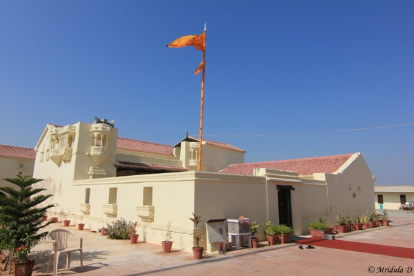 The Gurudwara at Lakhpat, Kutch, Gujarat