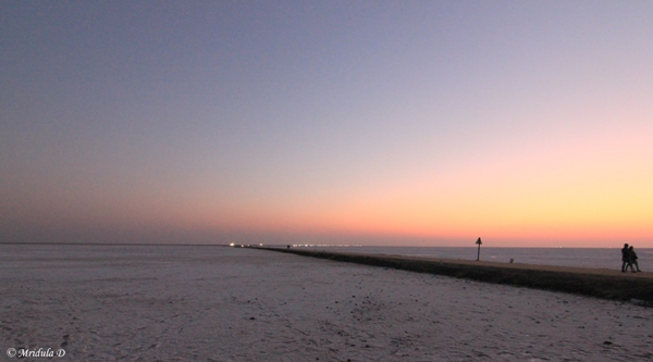 Dusk Great Rann of Kutch