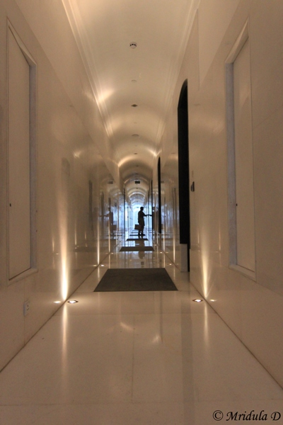 The Corridors, Dusit Devarana, New Delhi