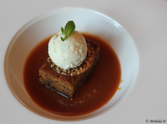 Devarana Signature Toffee Pudding