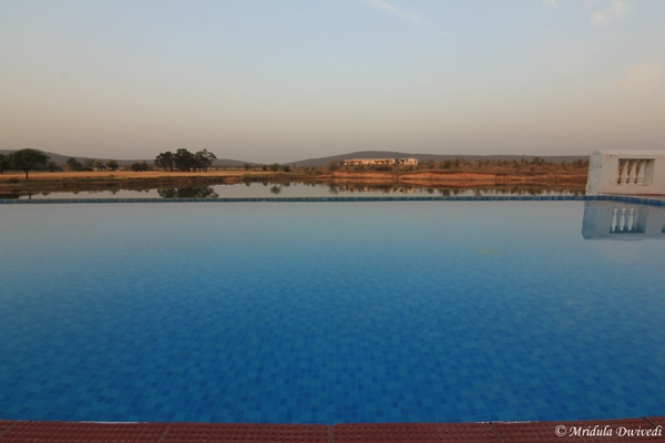 The Infinity Pool, Lake Palace, Nahargarh, Rajasthan
