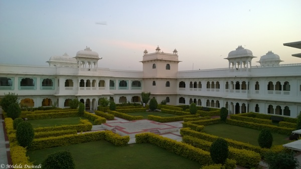Lake Palace, Nahargarh