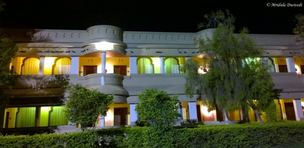 The Rajputana, Udaipur at Night