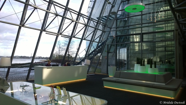 The Reception at the Nokia House, Helsinki