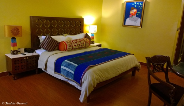 My Room at the Rajputana, Udaipur