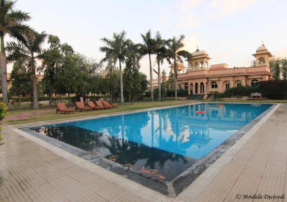 Swimming Pool, The Rajputana, Rajasthan