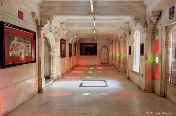 Passageways, City Palace, Udaipur