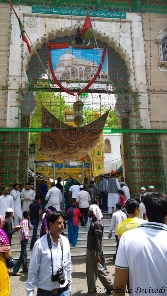 Entrance, Dargah Sharif, Ajmer