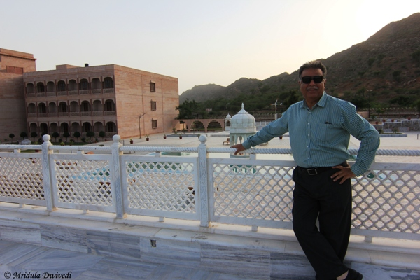 Mr Pratap Rangwani, Owner of Pratap Palace, Ajmer