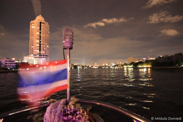 Grand Pearl Dinner Cruise, Bangkok
