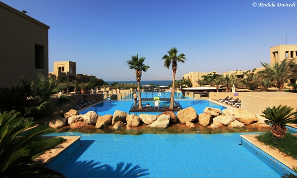 Holiday Inn at Dead Sea, Jordan