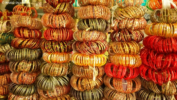 Bangles at a Shop, Pragpur