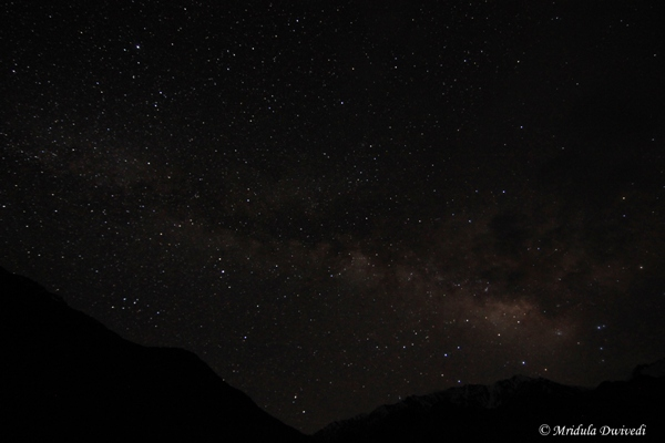 Night Sky at Batal, Spiti