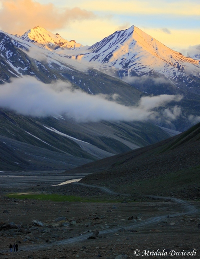 An Evening at Batal, Spiti