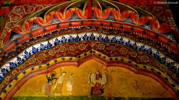 Kangra Painting at Dada Siba