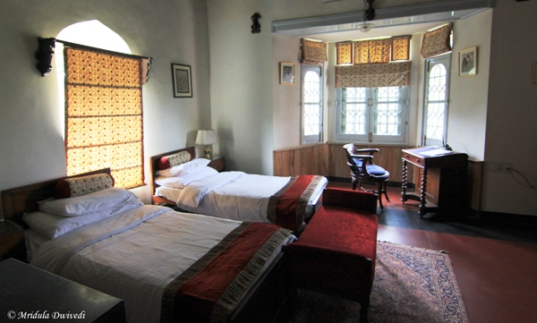 The Kipling Room, Judge's Court, Pragpur
