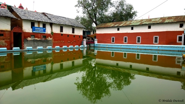 The Water Tank at Pragpur