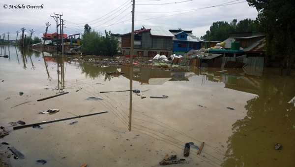 The Devastating Floods in Kashmir
