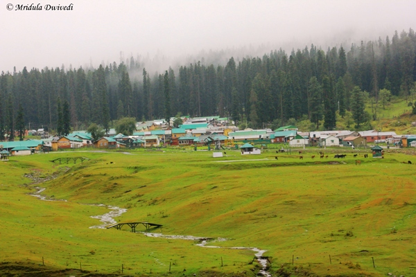 The Golf Course at Gulmarg
