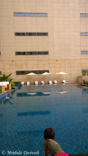 The Swimming Pool at Ibis Aerocity, New Delhi