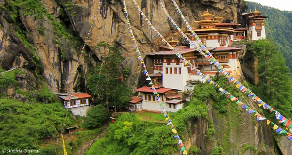 The Tiger's Nest, Paro, Bhutan
