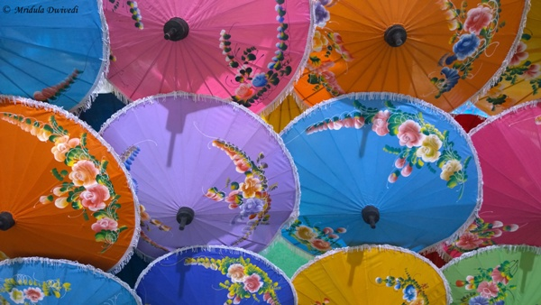 Thai Umbrellas